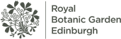 Logo Royal Botanic Garden Edinburgh